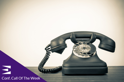 Call Of The Week – 10 Reasons